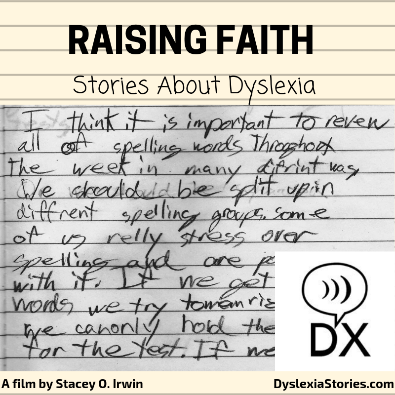 Raising Faith_ Stories About Dyslexia